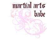 Martial Arts Babe