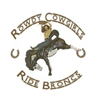 Rowdy Cowgirls Ride Broncs