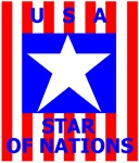 USA STAR OF NATIONS