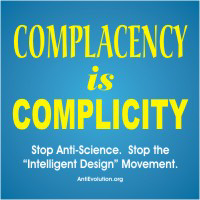 Complacency Is Complicity