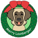 Leonberger Christmas Ornaments