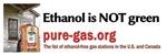 Ethanol is NOT green (10x3)