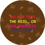Do not feed the Reid or the Jamison