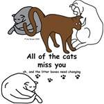 Cats Miss You!!