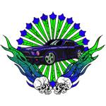 Skull Hot Rod