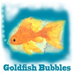 Whimsical Goldfish