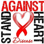 Stand Against Heart Disease Shirts