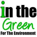 In The Green For The Environment T-Shirts & Gifts