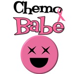 Breast Cancer Chemo Babe T-Shirts & Gifts