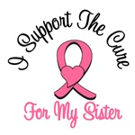 I Support The Cure For My Sister T-Shirts