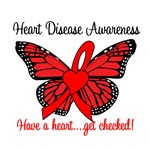 Heart Disease Get Checked T-Shirts & Gifts