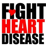 Fight Heart Disease T-Shirts & Gifts