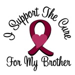 I Support The Cure Myeloma (Brother) T-Shirts