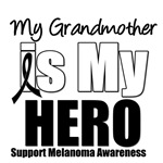 Melanoma Hero (Grandmother) T-Shirts & Gifts