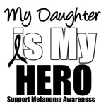 Melanoma Hero (Daughter) T-Shirts & Gifts