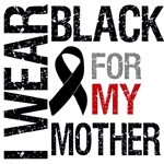I Wear Black For My Mother Shirts & Gifts