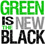 Green is The New Black T-Shirts, Tees & Gifts