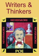 <b>WRITERS & THINKERS</b>