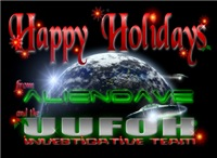 UFO Holiday Gifts!