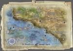 Snow World Map