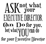 Ask Not Executive Director