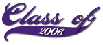 Class of 2006 (vintage-blue)