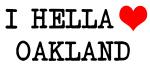 I Love Oakland