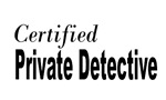 Certified Private Detective