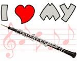 I Love My Oboe