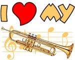 i live my trumpet