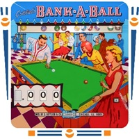 Gottlieb&reg; Bank-A-Ball
