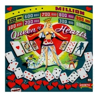 Gottlieb&reg; Queen of Hearts