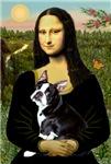 MONA LISA<br>& Boston Terrier