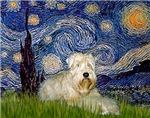 STARRY NIGHT<br>& Wheaten Terrier