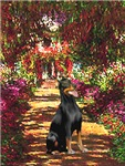 THE PATH<br>& Doberman PInscher