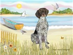 ROWBOAT<br> & German Short Haired Pointer