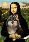 MONA LISA<br>& Pomeranian
