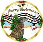 CHRISTMAS MUSIC 1MC<br>& Greyhound