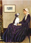 WHISTLER'S MOTHER<br>& Beagle (#2)