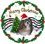 CHRISTMAS MUSIC #1<br>& Shih Tzu