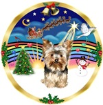 CHRISTMAS MUSIC #3<br>& Yorkshire Terrier