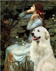 OPHELIA (#2)<br>& Great Pyrenees