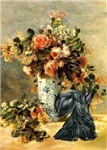 THE VASE<br>& Scottish Terrier