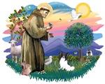 St. Francis #2 &<br>Papillon