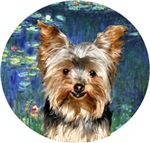 Yorkshire Terrier (#17)<br>in Lilies #5