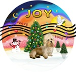 CHRISTMAS MUSIC #2<br>Dandi Dinmonet (mustard)