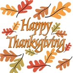 Happy Thankgiving T-shirts and Gifts