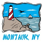 Lighthouse Montauk, NY T-shirts & Gifts