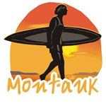 Surf Guy Montauk T-shirts & Gifts