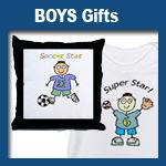 Boys T-shirts, Clothes & Gifts